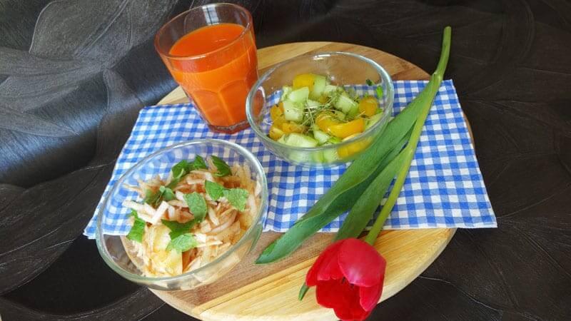 Śniadanie - dieta dr Dąbrowskiej