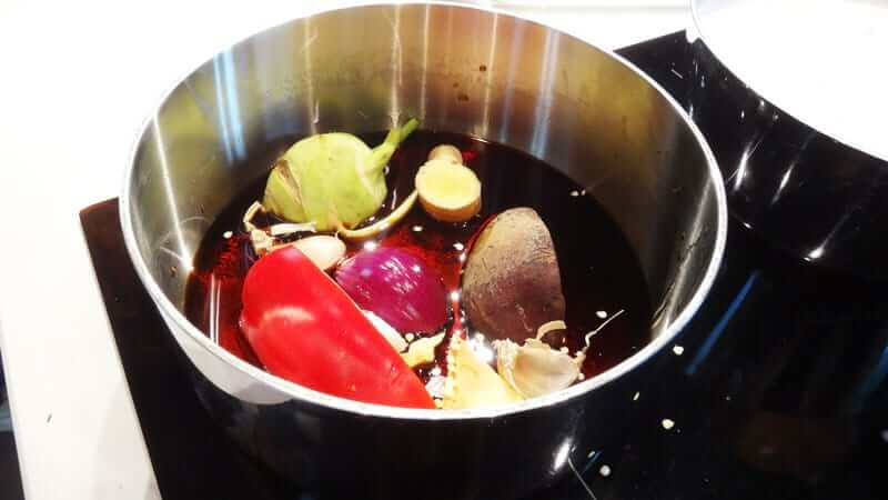 składniki sosu teriyaki